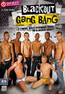 Gays - Fit Fuckers - Blackout Gang Bang 2017