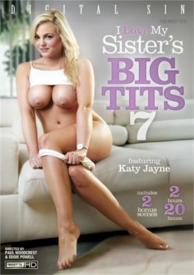 I Love My Sister's Big Tits 7 Porn DVD from Digital Sin