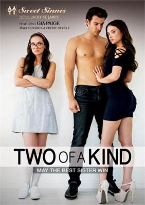Two Of A Kind XXX DVD from Sweet Sinner