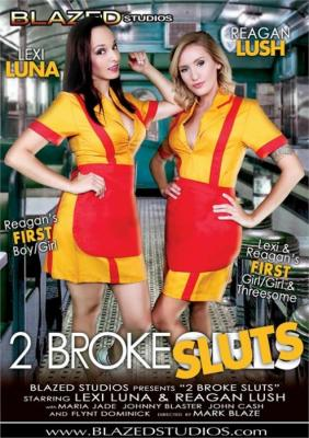 2 Broke Sluts XXX Parody from Blazed Studios