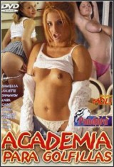 Academia para golfillas HD XXX Video
