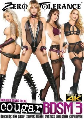 Cougar BDSM 3 XXX DVD from Zero Tolerance Ent
