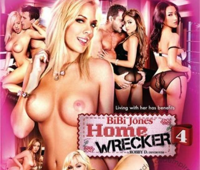 Adult Movie Home Wrecker  Dvd Blu Ray Combo Digital Playground