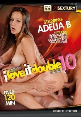 I Love It Double 10 XXX DVD from 21 Sextury