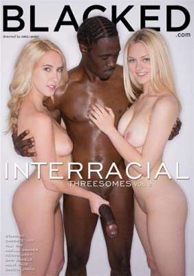 Interracial Threesomes Vol. 2 XXX DVD from Blacked