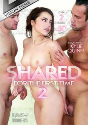 Shared For The First Time 2 (2016) Adult DVD