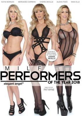 Download MILF Performers Of The Year 2018 XXX DVD on demand from Elegant Angel