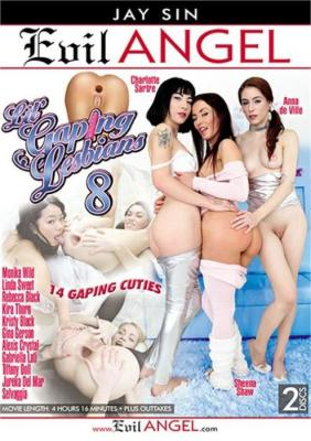 Download Lil Gaping Lesbians 8 XXX DVD on demand from Evil Angel