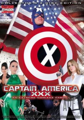 Watch captain America xxx an Extreme comixxx parody fuck by Charley chase and Evans stone and ashli orion free HD porn video