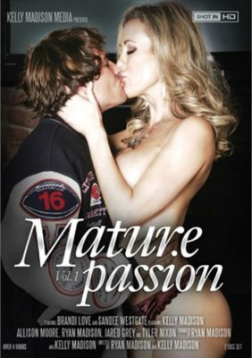 Mature Passion Vol.1. Porn DVD is Another new series for Porn Fidelity and Kelly Madision Media