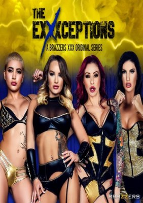 The Exxxceptions: A Brazzers XXX Original Series DVD