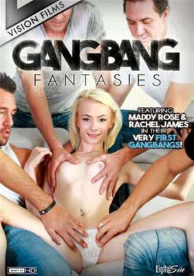 Gangbang Fantasies XXX DVD from Vision Films