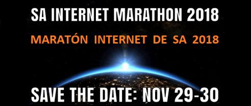 Maratón Internet de SA – SIM2018