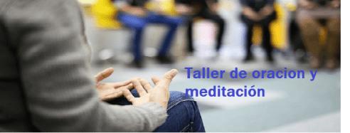 Taller de oración y meditación para sexólicos