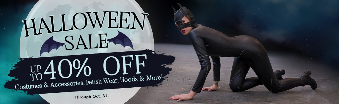 Stockroom Halloween Costume and Fetish Sale