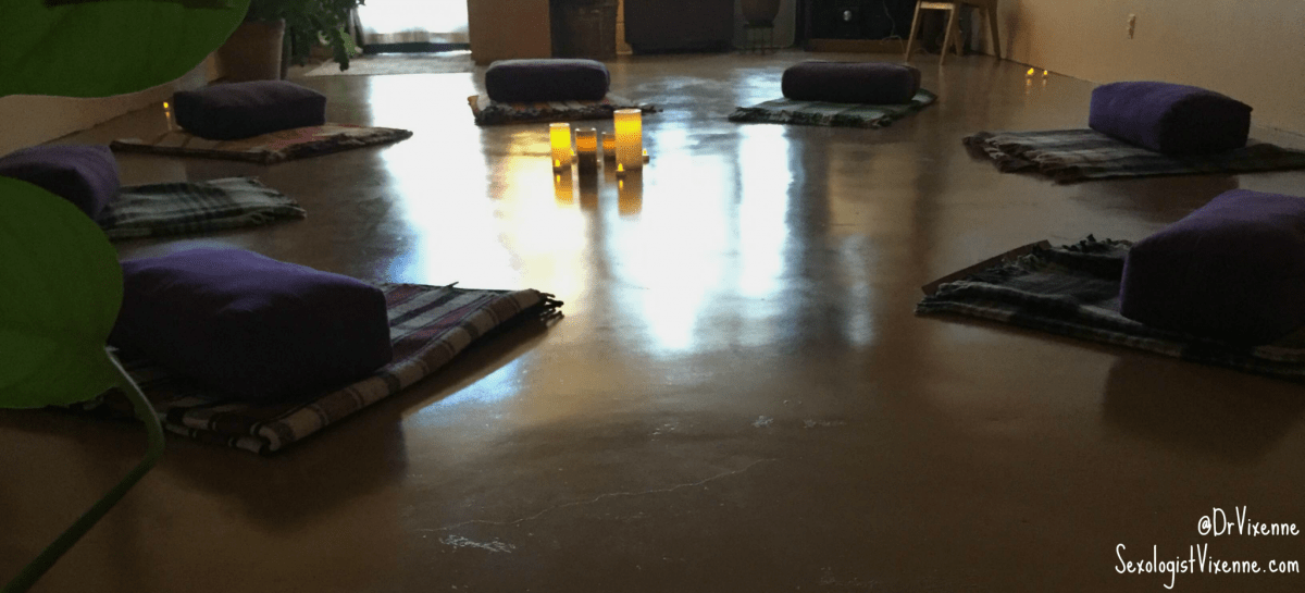 Orgasmic Yoga (Class Description)