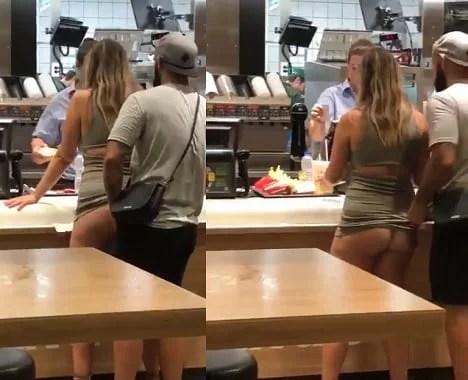 Casal fazendo sexo no MC DONALDS! videos porno » SexoMaluco