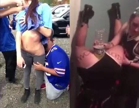 Meninas e bebidas é uma ótima combinação