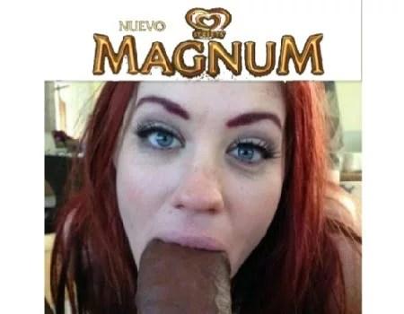 Jessica Ryan experimenta o Nuevo Magnum