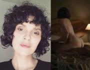 Ana Luiza Rios nua e fazendo sexo em filme