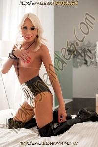 Travesti Shakira Voguel