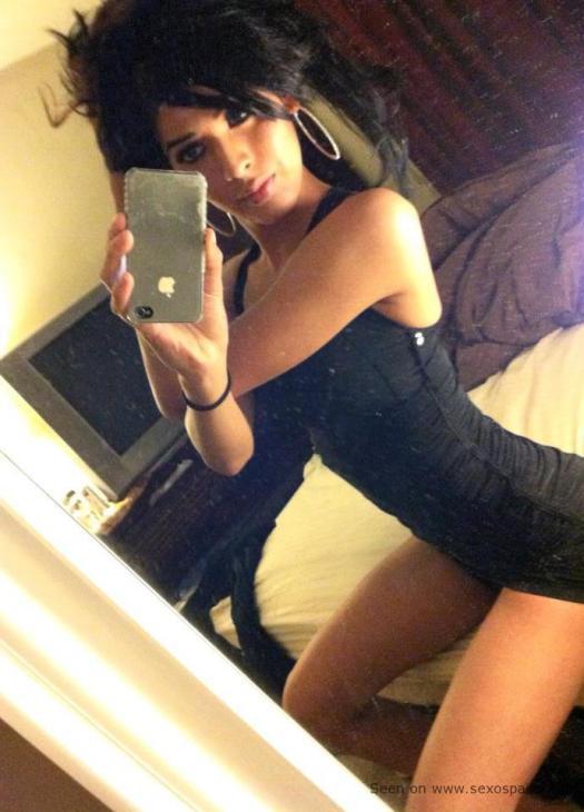 Body vestido faja negro de elastano para sujetar bien los genitales masculinos de travestis, disimular la barriga y realzar el pecho