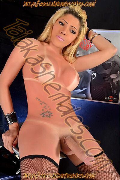 Bianca Sousa una travesti con un buen rabo