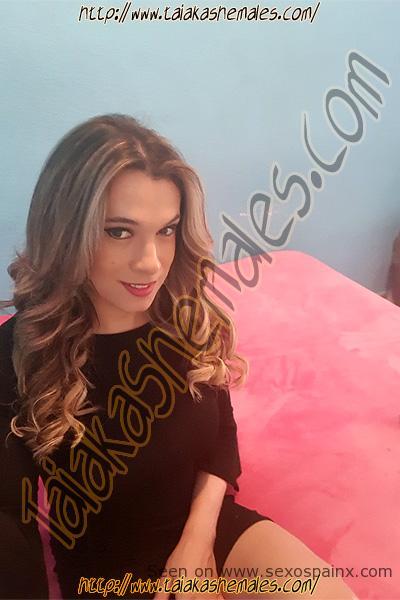 Novedad sexy Juliana Travesti en Mataro
