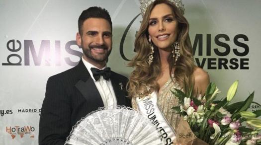 Una gaditana que a sus 26 años de edad, medidas casi perfectas y un impactante rostro, ha conseguido ganar el título de la mujer más guapa de España
