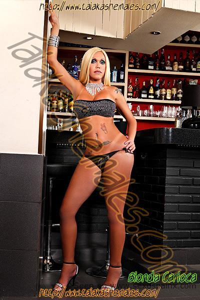 Bellas travestis con ropa interior y lencería cachondas esperando un macho.