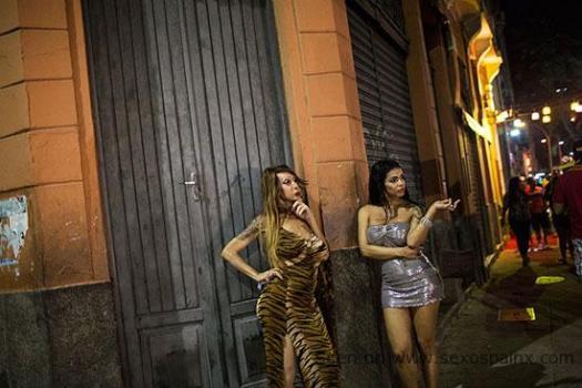 Kenia travesti de Buenos Aires me enseño lo mejor de los dos mundos.