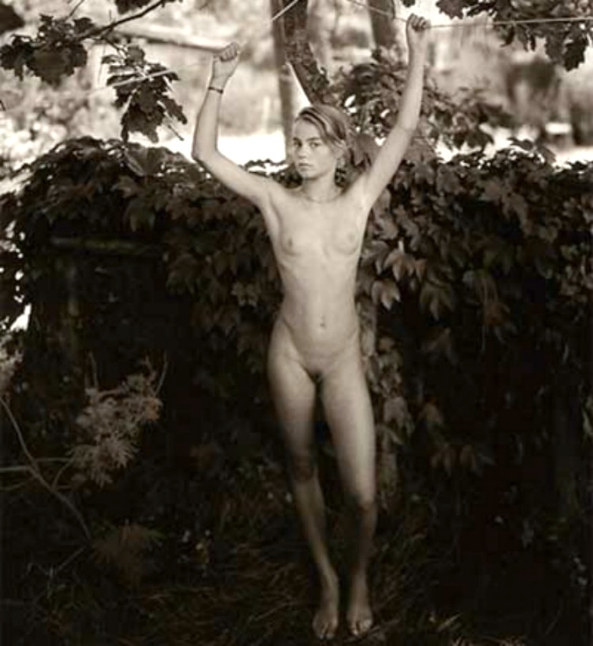 Brilliant jock sturges nude photography girl controversial