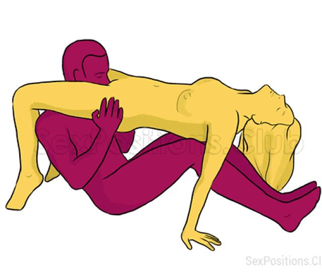 Sex Position 50 Bullfighter Cunnilingus Standing Kamasutra Photo