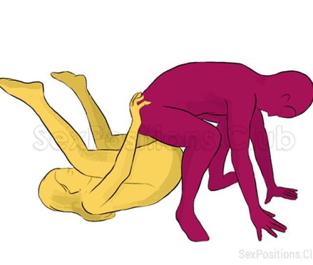 Sex Position 175 Overpass Man On Top Reverse Kamasutra