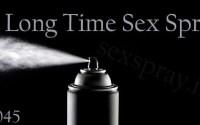 Long Time Sex Spray