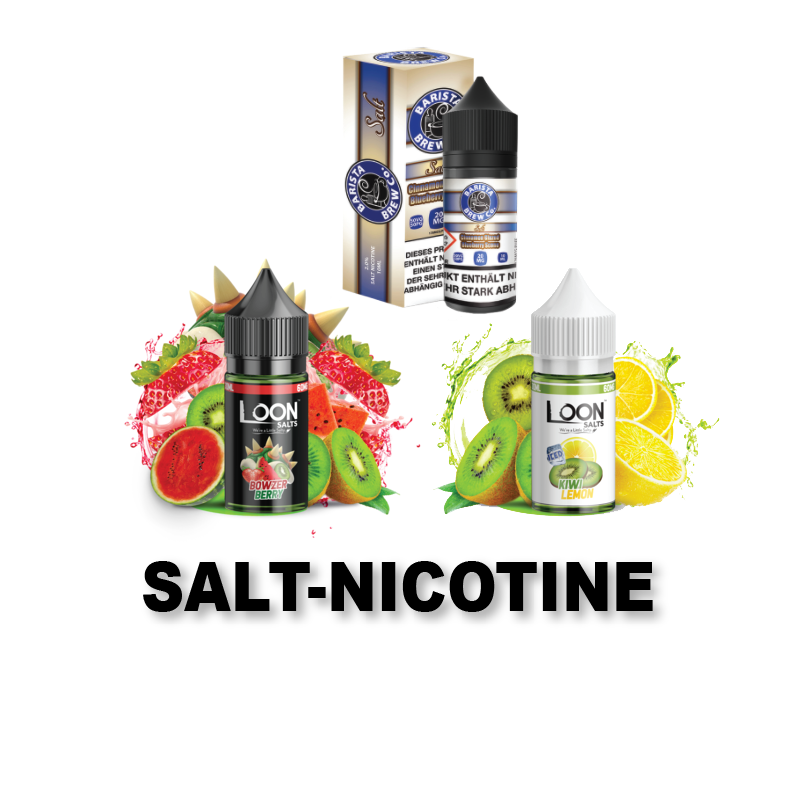 Salt Nicotine