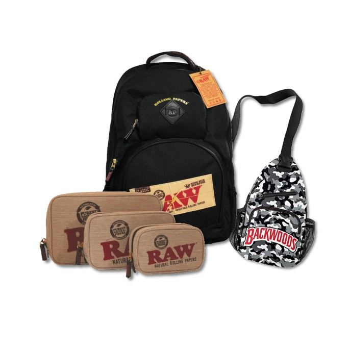 Backpacks & Pouches