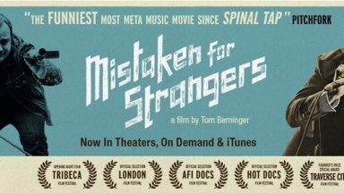 Movie Review: Mistaken For Strangers
