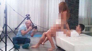 Behind the Camera At A Porn Shoot