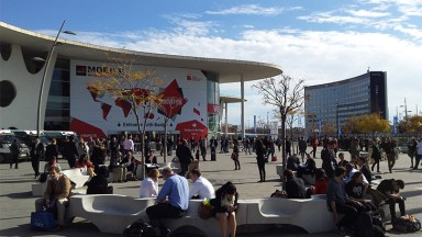 Mobile World Congress - Day One