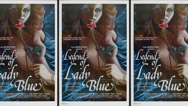 Retro Porn Review - The Legend of Lady Blue