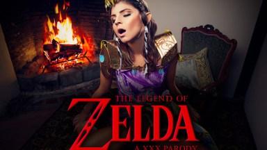 #Cosplay Tuesday: The Legend of Zelda - a XXX Parody 4
