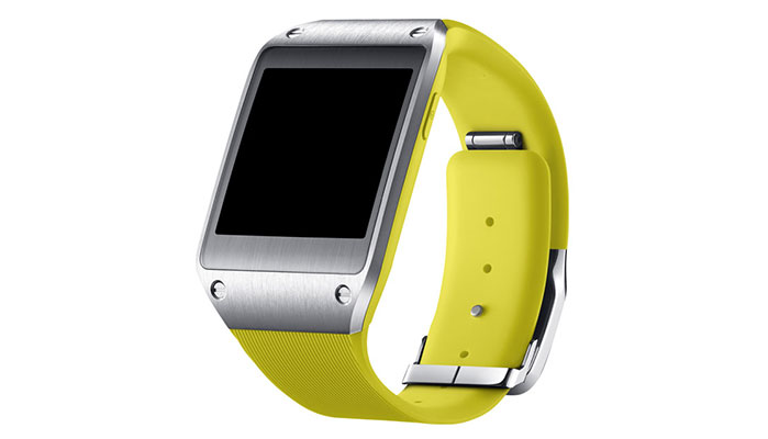 The Galaxy Gear Smartwatch