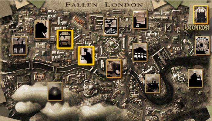 Failbetter's Fallen London