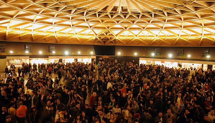 The Barcelona Beer Festival 2014