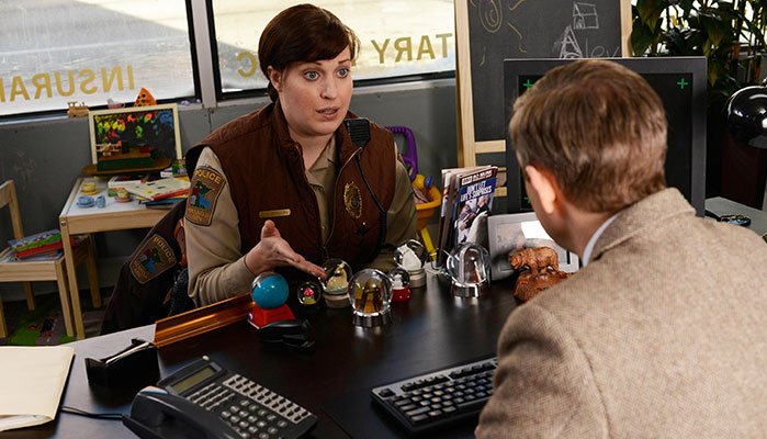 TV: Fargo S01E05 - The Six Ungraspables