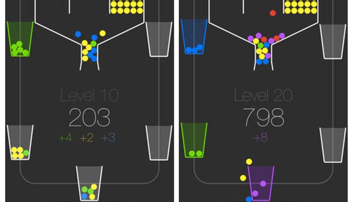 App Review: 100 Balls