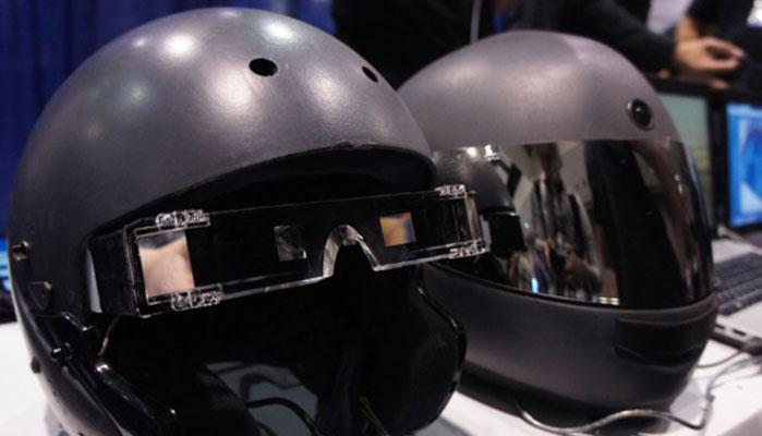 Fusar Technologies' Guardian Brain Bucket