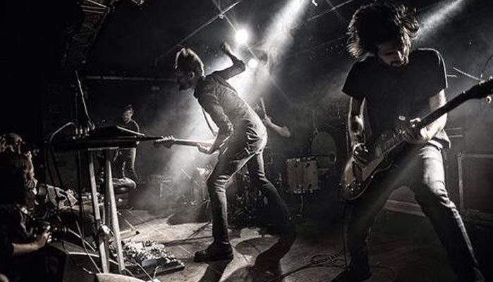 Interview: Post-Rock Band Caspian
