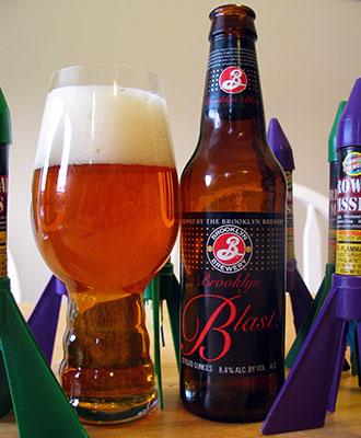 """Henry Deltoid's Beer Review: Brooklyn """"Blast"""""""